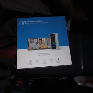 Ring Peephole Cam for Sale in Lynwood, CA