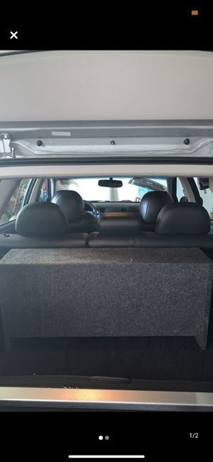 Subwoofer/Amp for Sale in Bend, OR