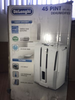 45 Pint Dehumidifier for Sale in Los Angeles, CA