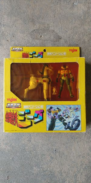 Yujin japanese action figure for Sale in Burlington, NJ