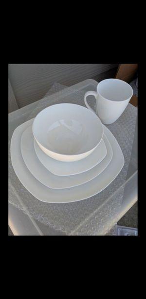 White Bone China set for Sale in Vancouver, WA