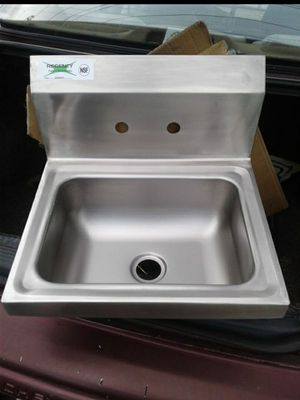Stainless steel sink for Sale in Hollywood, FL
