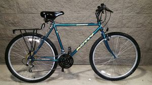 Mountain bicycle Shimano bike 20-inch frame 26-inch wheel for Sale in Gig Harbor, WA