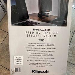 Klipsch Premium Desktop Speaker for Sale in Los Angeles,  CA