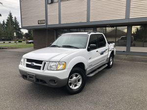 2002 Ford Explorer sport trac 4x4 for Sale in Lakewood, WA