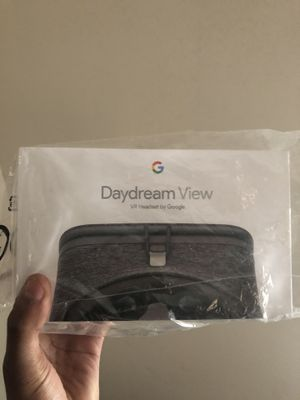 Google Daydream View VR Headset for Sale in Catonsville, MD