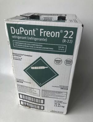 Freon r-22 Sealed Tank New R22 for Sale in South Gate, CA