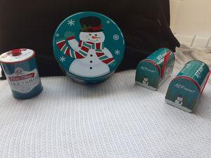 4 piece Christmas Holiday decor bundle for Sale in Ocala, FL