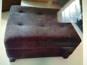 Brown ottoman for Sale in West Palm Beach, FL