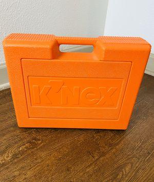 K'NEX building activity set with case for Sale in Denver, CO