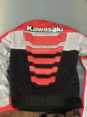 Kawasaki motorcycle jacket for Sale in Orlando, FL