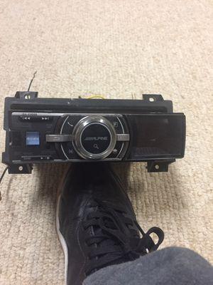 Alpine car stereo receiver for Sale in Woodbridge, VA