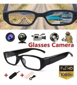 Mini 1080P HD Video Camera Spy Glasses Eyewear DVR Video Recorder for Sale in Jersey City, NJ