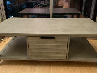 Nearly Brand New Coffee Table From Macy's for Sale in Seattle,  WA