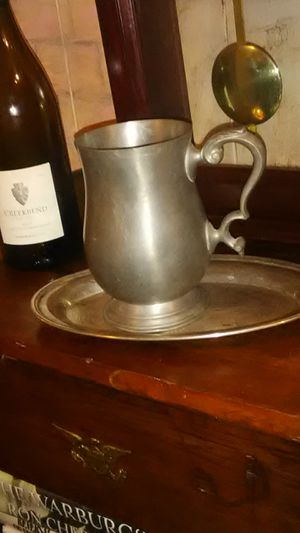 Pewter mug for Sale in Wichita, KS