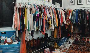 6 Industrial Rolling Garment Racks for Sale in Pasadena, CA
