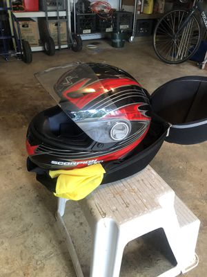 Like new motorcycle helmet for Sale in Vancouver, WA