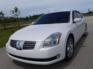 Selling my 2004 Nissan Maxima for Sale in Salt Lake City, UT