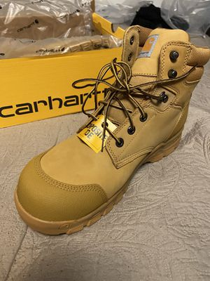 Carhartt 6in Rugged Waterproof Work Boots for Sale in Hialeah, FL