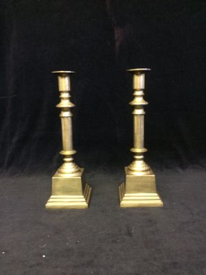 Brass candle holder for Sale in Dana Point, CA