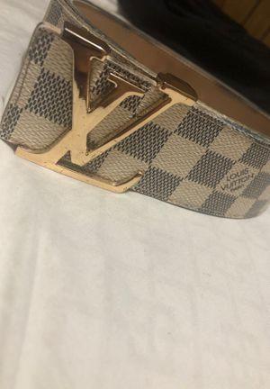 Louis Vuitton belt for Sale in Wimauma, FL