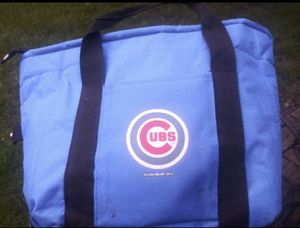 Cubs cooler bag for Sale in Chicago, IL