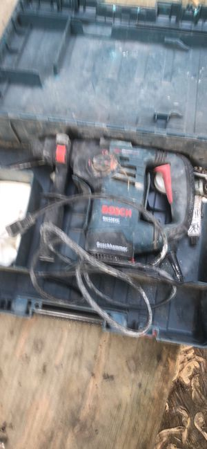 Rotary hammer good working condition like new for Sale in Warren, MI
