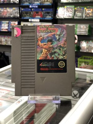 Wizards & Warriors - Retro for Sale in Highland, CA