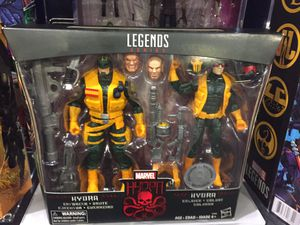 Marvel Legends Hydra 2 pack exclusive for Sale in Montebello, CA