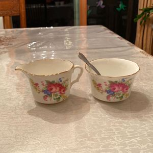 Bone China Creamer And Sugar for Sale in Rockville, MD