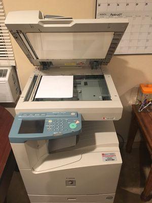 Canon copier printer fax Scan for Sale in Rio Rancho, NM