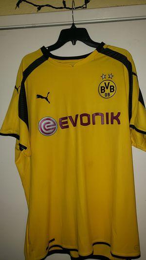 Borussia Dortmund Soccer Jersey! (XXL) for Sale in Rancho Cucamonga, CA