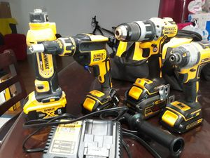Dewalt 20v tool set for Sale in San Antonio, TX