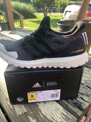 ADIDAS ULTRABOOST (GAME OF THRONE) for Sale in Grand Prairie, TX