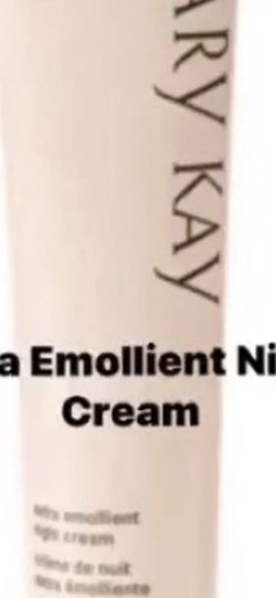 Mary Kay Extra Emollient Night Cream for Sale in Selma,  AL
