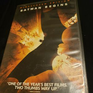 Batman Begins DVD 📀 for Sale in San Bernardino, CA