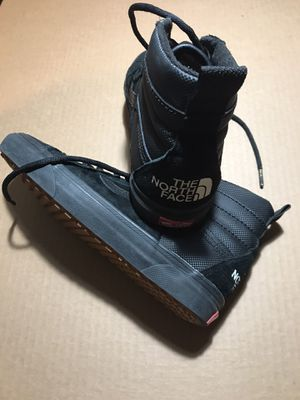 Vans x The North Face Sk8-Hi Yes it's available for Sale in Santa Monica, CA