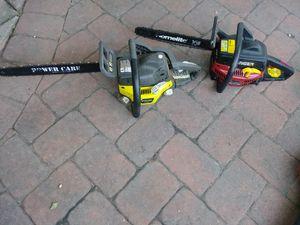 Chainsaw for Sale in Manassas, VA