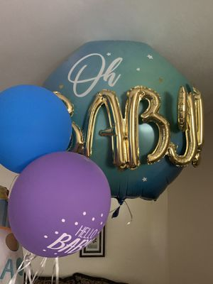 It's a boy stuff balloon sign for Sale in UPR MARLBORO, MD