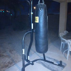 Boxing Bag With Stand for Sale in Mesa, AZ