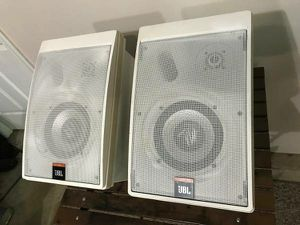 PAIR of JBL Control 5 Indoor/Outdoor Speakers for Sale in Cleveland, OH