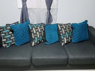 Dark Grey Sofa for Sale in Orlando,  FL