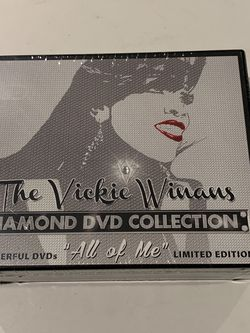New The Vickie Winans Diamond DVD Collection 9 DVDs All Of Me Limited Edition. for Sale in Atlanta,  GA