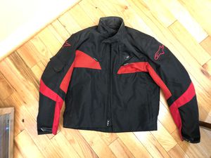 Alpinestars Motorcycle Jacket for Sale in Springfield, VA