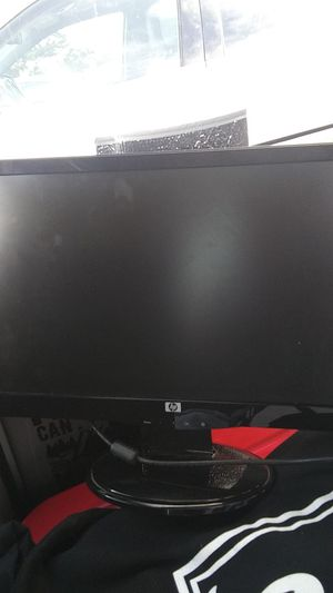 Hp computer monitor for Sale in Marina, CA