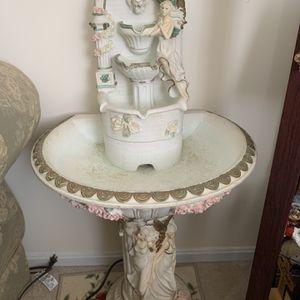 Decorative Water Fountain for Sale in La Plata, MD