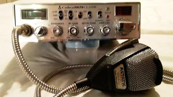 cobra 29 classic 40 ch C/B radio