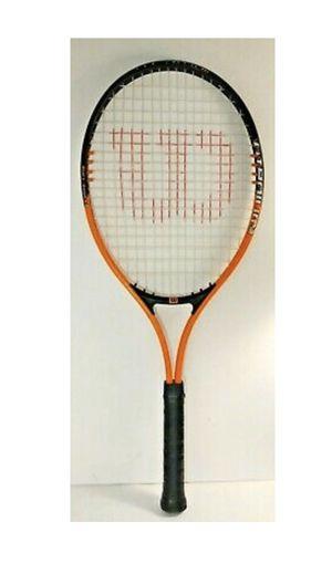 Tennis racket titanium three soft shock three French open for Sale in Las Vegas, NV