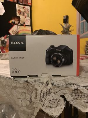Brand new Sony camera H300 for sale for Sale in Camden, NJ