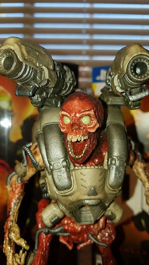 Doom collector's edition statue with box for Sale in Phoenix, AZ